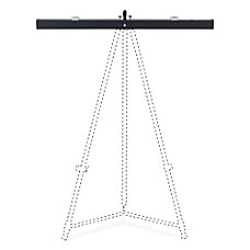 Lorell Telescoping Easel Pad Holder 279