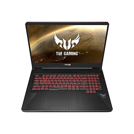 "ASUS® TUF Gaming Laptop, 17.3"" Screen, AMD Ryzen 5, 8GB Memory, 1TB Hard Drive, Windows® 10 Home, FX705DYRS51"