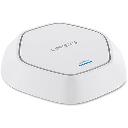 Linksys® LAPN600 Business Wireless-N600 Dual-Band Access Point, TW8542