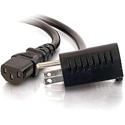 C2G 6ft 16 AWG Universal Power