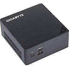 Gigabyte BRIX GB BKI3HA 7100 Desktop