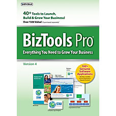Individual Software BizTools Pro 4 Traditional