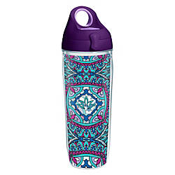 Tervis Kaleidoscope Yoga Lotus Water Bottle