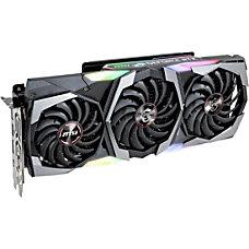 MSI GeForce RTX 2080 Gaming X