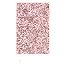 Office Depot Brand Glitter Cover Journal