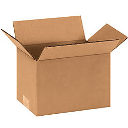 Office Depot Brand Corrugated Cartons 9