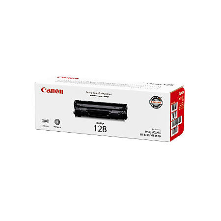 Canon 128 Black Toner Cartridge (3500B001AA)