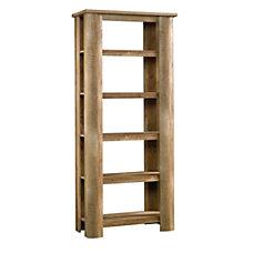 Sauder Boone Mountain Bookcase 5 Shelf