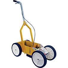 Rust Oleum Athletic Field Striping Machine