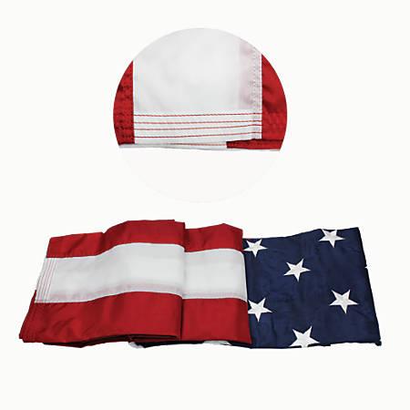 Flagzone Durawavez® Outdoor U.S. Flag, 3' x 5'