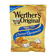 Werthers Original Chewy Sugar Free Caramels