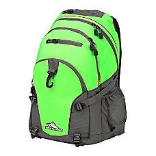 HIGH SIERRA Loop Backpack Slate Lime