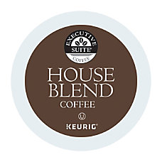 Executive Suite House Blend Coffee Keurig