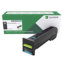 Lexmark Unison Extra High Yield Return