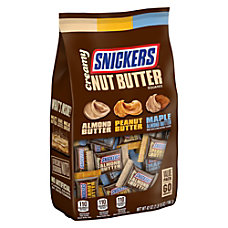 SNICKERS Creamy Nut Butter Squares 60