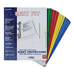 Stride Easy Fit Color Bar Sheet