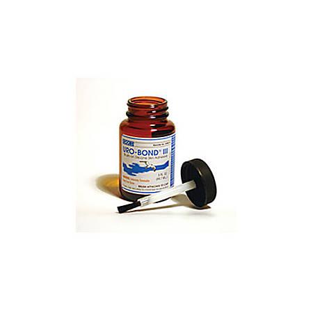 Uro-Bond® III Brush-On Skin Adhesive, 3 Oz