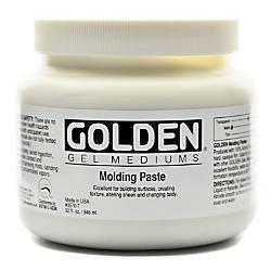 Golden Molding Paste Standard 32 Oz