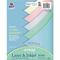 Pacon Bond Paper Letter 850 x