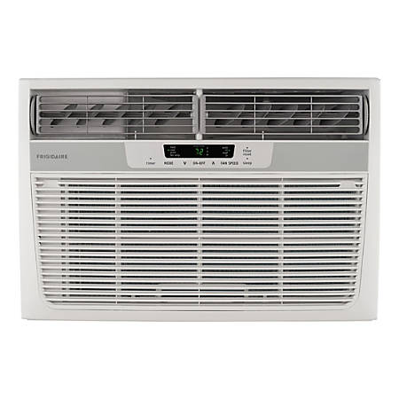 Frigidaire FFRH1222R2 Window Air Conditioner - Cooler, Heater - 3516.85 W Cooling Capacity - 3223.78 W Heating Capacity - Yes - Yes