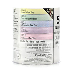 PanPastel Starter Set Tints Assorted Colors