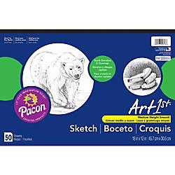 Pacon Art1st Sketch Pad 12 x