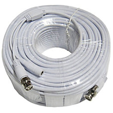 Q see QSVRG100 Coaxial Video Cable