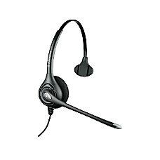 Plantronics SupraPlus HW251N Monaural Wideband Headset
