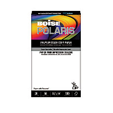 Boise POLARIS Premium Color Copy Paper