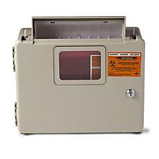 Medline Sharps Container Cabinet 5 Qt