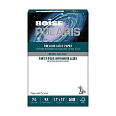 Boise POLARIS Premium Laser Cover Paper
