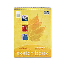 Pacon Art1st Sketch Book 30 Sheets
