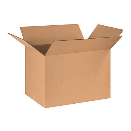 """Office Depot® Brand Double-Wall Heavy-Duty Corrugated Cartons, 30"""" x 20"""" x 20"""", Pack Of 10"""