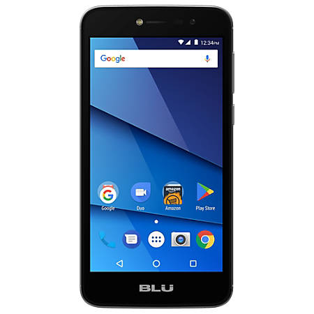 BLU Studio Pro S750P Cell Phone, Gray, PBN201419
