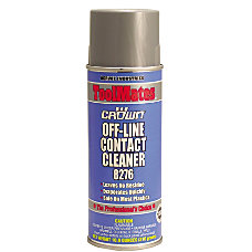 OFF LINE CONTACT CLEANER
