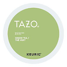 Tazo Zen Green Tea K Cup