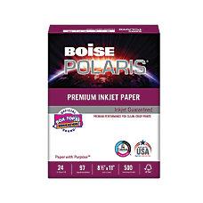 Boise POLARIS Premium Inkjet Paper Letter