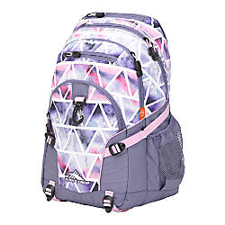 High Sierra Loop Backpack DreamscapePurple SmokeIced