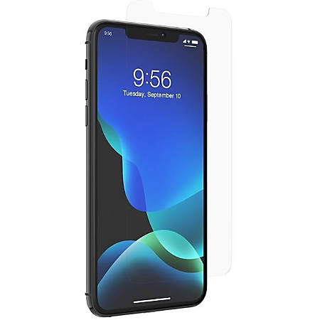 invisibleSHIELD Glass Elite Screen Protector - For LCD iPhone 11 Pro Max - Impact Protection, Scratch Resistant, Fingerprint Resistant, Smudge Resistant, Oil Resistant - Glass