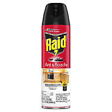 Raid Ant Roach Killer 175 Oz