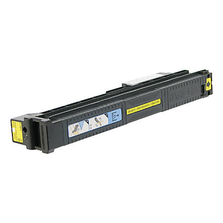 CTG CTG9500Y (HP C8552A) Remanufactured Yellow Toner Cartridge