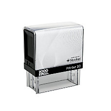 Custom Self Inking Notary Stamp