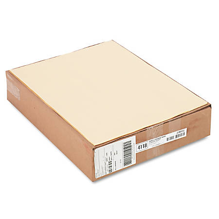 "Pacon® Manila Drawing Paper, 18"" x 24"", 50 Lb, Pack Of 500 Sheets"
