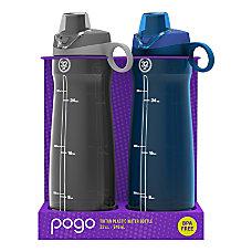 Pogo Tritan Chug Water Bottles 32
