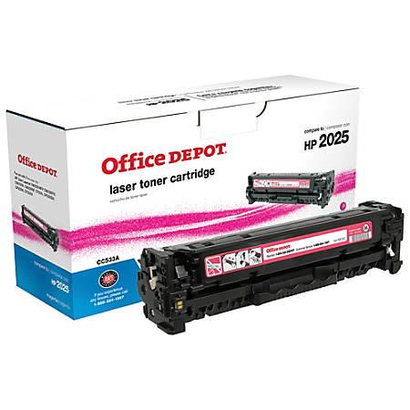 Office Depot® Brand OD2025M (HP 304A / CC533A) Remanufactured Magenta Toner Cartridge