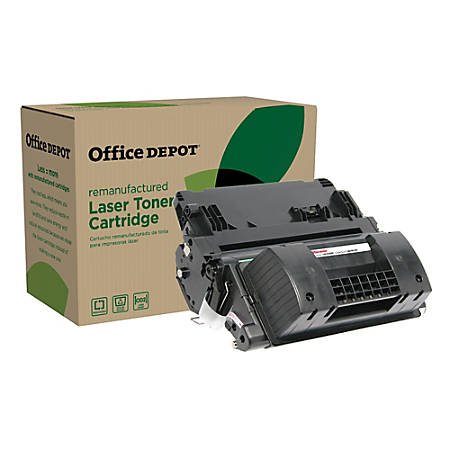 Office Depot® Brand OD64XP Remanufactured High-Yield Toner Cartridge Replacement For HP 64X Black
