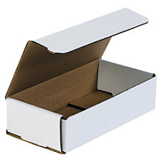 Office Depot Brand White Corrugated Mailers