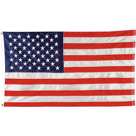 Integrity Flags Nylon American Flag, 4' x 6'