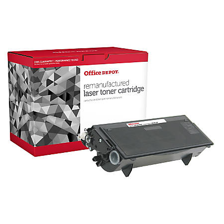 Office Depot® Brand ODTN570 (Brother TN-570) Remanufactured High-Yield Black Toner Cartridge