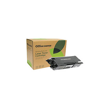 Office Depot® Brand ODTN580 (Brother TN-580) Remanufactured High-Yield Black Toner Cartridge
